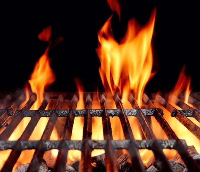 Fire Damage 3 Tips for Avoiding Outdoor Grill Fires