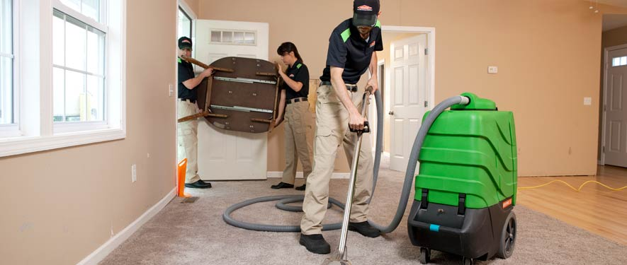 Franklin, NC residential restoration cleaning